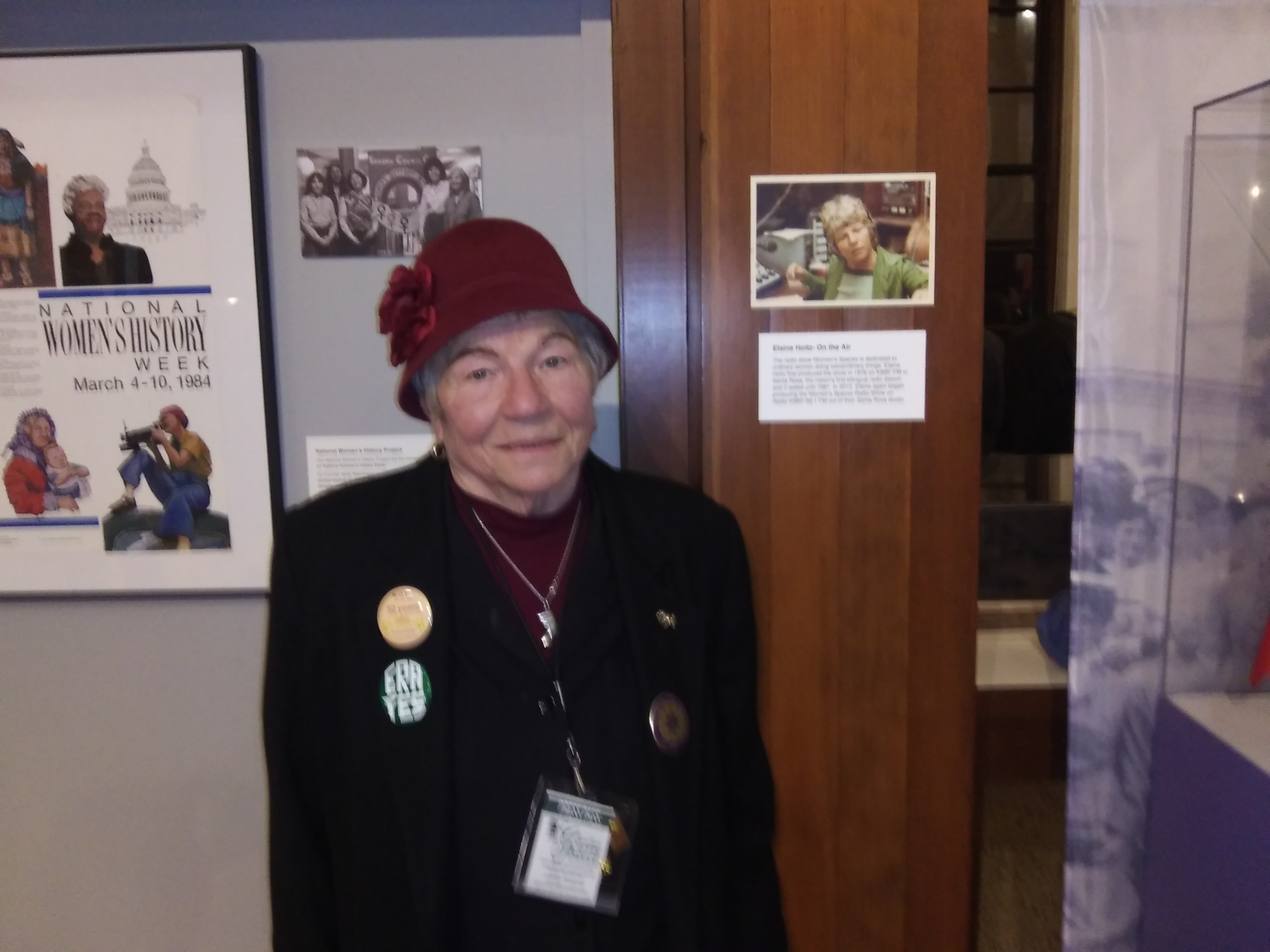 From Suffrage to #MeToo at Museum of Sonoma County